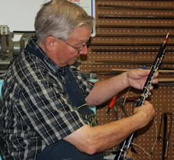 Ann's Music World instrument repairs