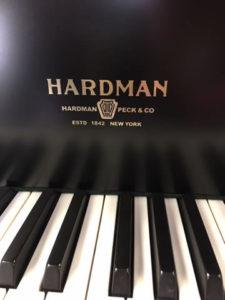 Hardman Peck piano